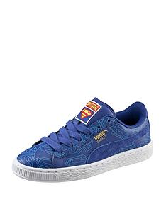 puma-basket-superman-junior-trainers