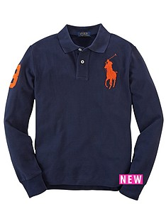 ralph-lauren-long-sleeve-big-pony-logo-polo-french-navy