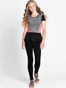 freespirit-girls-peplum-top-and-legging-set-2-piece