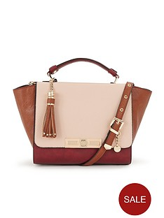 dune-colour-block-winged-tote-bag