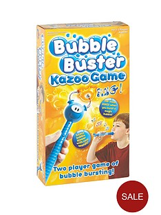 games-bubble-buster-kazoo-game