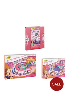 crayola-jewellery-triple-pack-gift-set