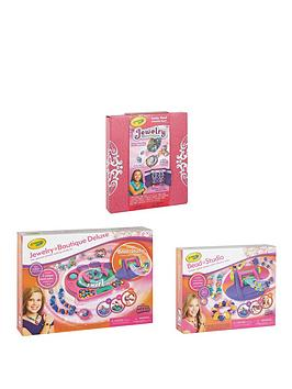 crayola-jewellery-triple-pack-gift-set