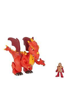 imaginext-dragon