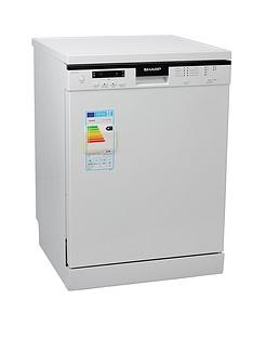 sharp-qw-t21f472w-12-place-dishwasher-white