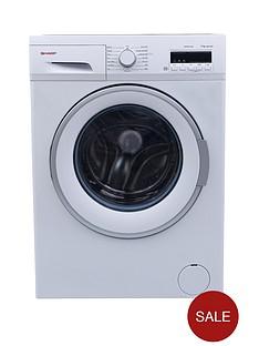 sharp-es-fb7124w2-1200-spin-7kg-load-washing-machine-white