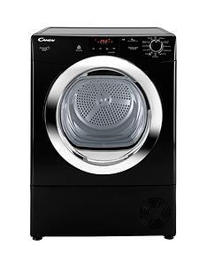 candy-grando-vita-gvcd91cbb-9kg-condenser-sensor-tumble-dryer-black