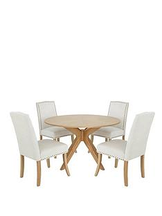 starburst-120cm-table-and-4-astoria-chairs