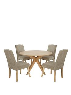 starburst-table-and-4-astoria-chairs