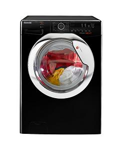 hoover-dxcc48b3-dynamic-8kg-load-1400-spin-washing-machine-black