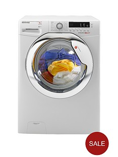 hoover-dxcc493-dynamic-9kg-load-1400-spin-washing-machine-white
