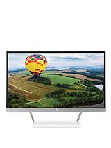 Pavilion 24 inch IPS Full HD Monitor - Piano White