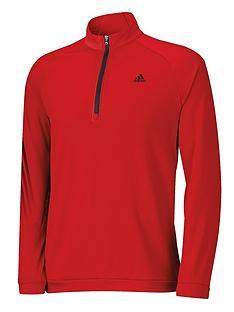 adidas-3-stripe-half-zip-mens-golf-top