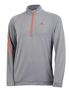 adidas-3-stripe-half-zip-mens-golf-top