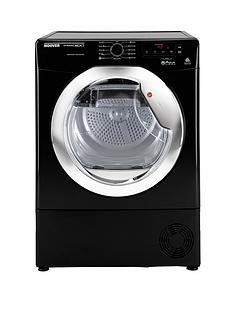 hoover-dncd813b-dynamic-8kg-aquavision-sensor-tumble-dryer-black