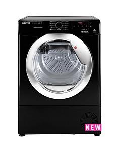 hoover-dncd813b-dynamic-8kg-aquavision-sensor-tumble-dryer-black