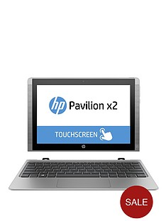 hp-pavilion-x2-10-n000na-intelreg-atomtrade-processor-2gb-ram-32gb-ssd-storage-10-inch-touchscreen-2-in-1-laptop-with-optional-microsoft-office-365-personal-silver