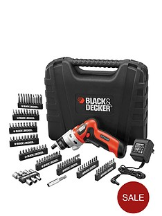 black-decker-pp360lnka-gb-36v-lithium-ion-4-position-pivoting-screwdriver-with-accessories-and-storage-case