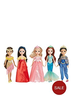 moxie-girlz-storytime-princess-5-pack