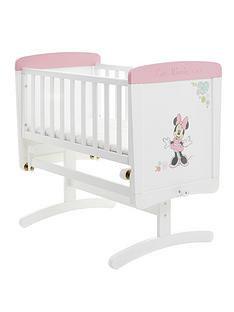 minnie-mouse-gliding-crib-and-mattress
