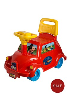 mickey-mouse-ride-on-car