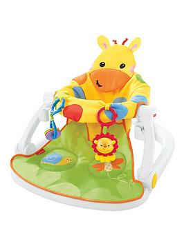 fisher-price-giraffe-sit-me-up-floor-seat-with-tray