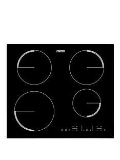 zanussi-zel6640fba-60-cm-built-in-electric-hob-black