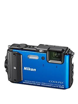 nikon-aw130-diving-kit-blue