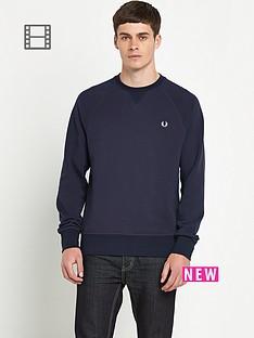 fred-perry-mens-crew-neck-sweatshirt