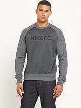 FC Mens AW77 Long Sleeve Crew T-shirt
