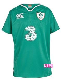 canterbury-kids-ireland-home-short-sleeved-rugby-shirt
