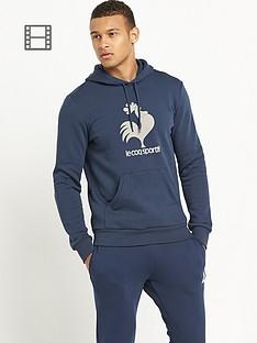 le-coq-sportif-mens-classic-logo-hoody