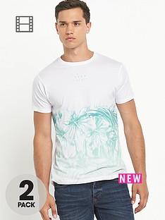 goodsouls-summer-patter-mens-t-shirts-2-pack