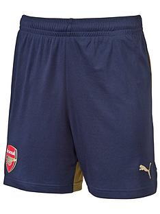 puma-arsenal-fc-kids-201516-away-shorts