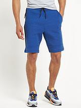 Tech Mens Fleece Shorts