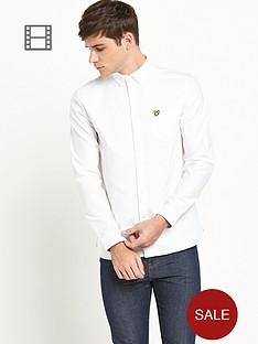 lyle-scott-mens-oxford-shirt-white