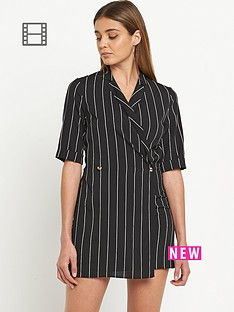 miss-selfridge-pinstripe-wrap-d-ring-playsuit