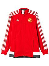 Mens Manchester United 2015/16 Anthem Jacket