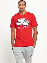 Mens Air Force 1 3D T-shirt