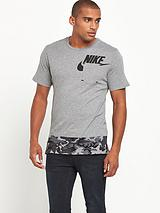 Mens Bonded Futura Pocket T-shirt