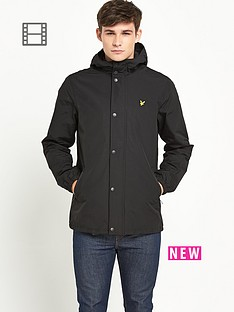 lyle-scott-mens-hooded-cotton-jacket-true-black