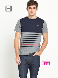 lyle-scott-mens-breton-stripe-crew-neck-t-shirt-mid-grey-marl