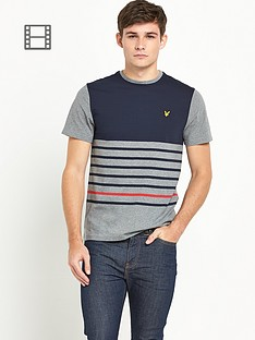 lyle-scott-mens-breton-stripe-crew-neck-t-shirt-mid-grey-marl