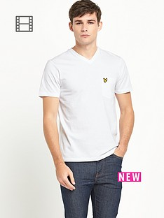 lyle-scott-mens-v-neck-pocket-t-shirt-white