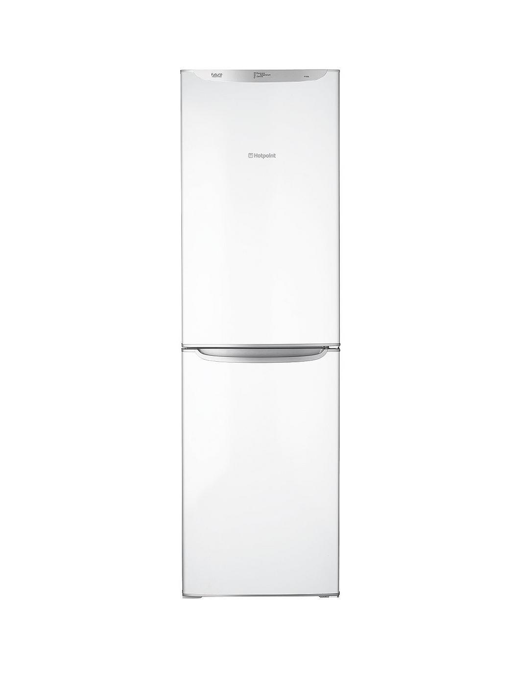 hotpoint stf200wp 60cm frost free fridge freezer white. Black Bedroom Furniture Sets. Home Design Ideas
