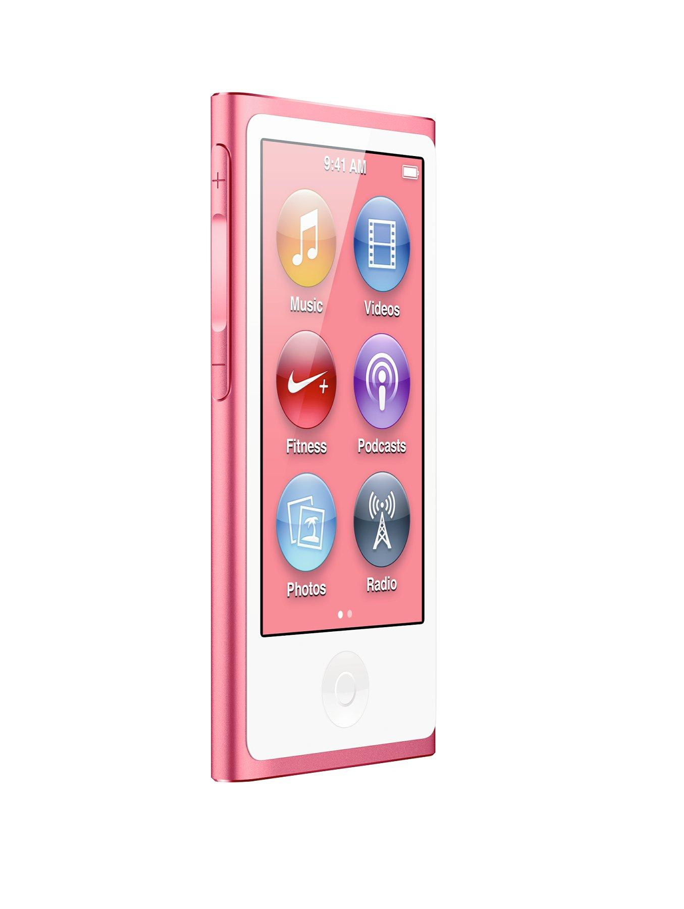 Apple iPod nano 16Gb - Pink