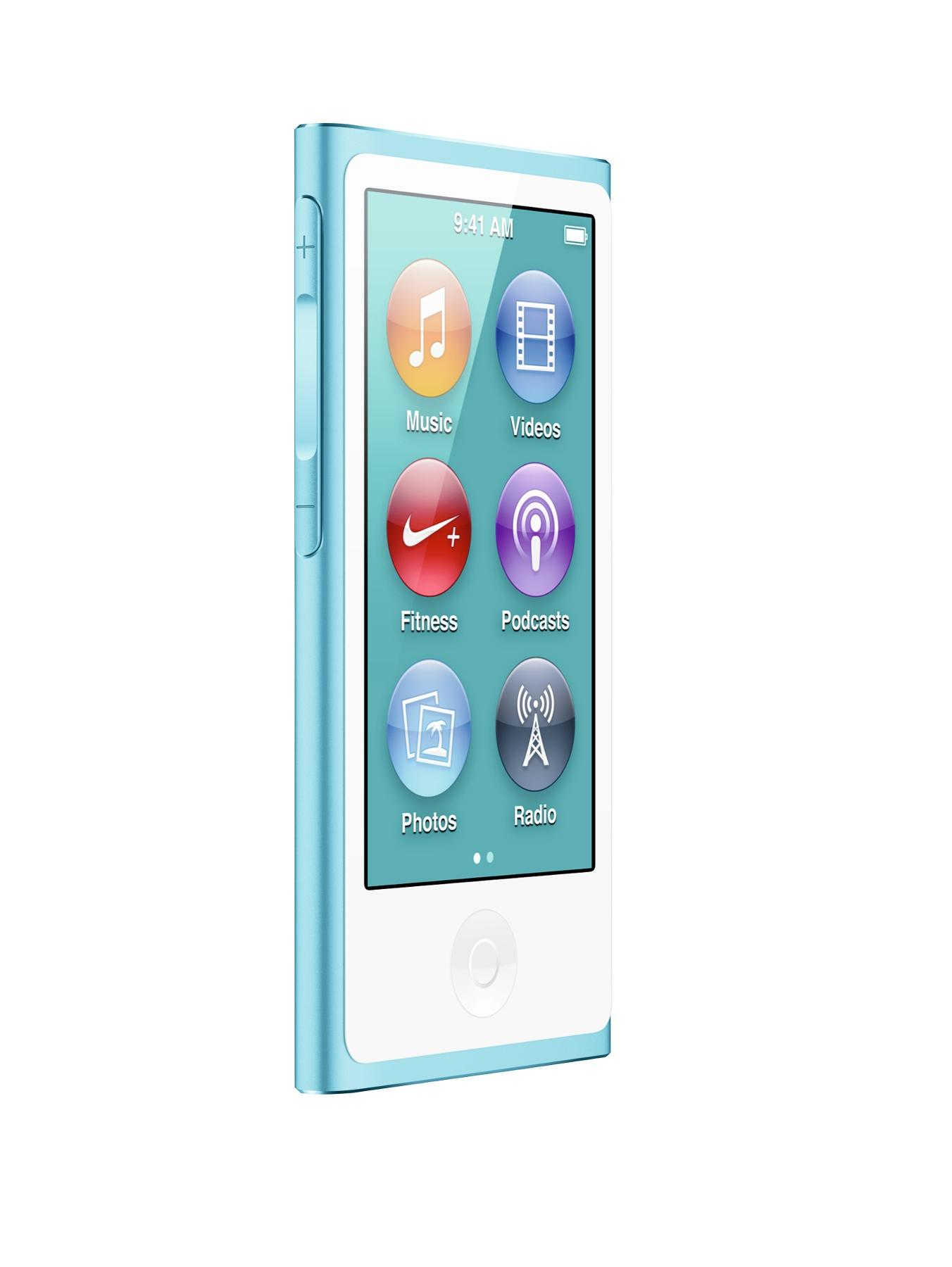Apple iPod nano 16Gb MD477QB/A - Blue