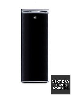 swan-sr5161b-55cm-tall-larder-fridge-black-next-day-delivery