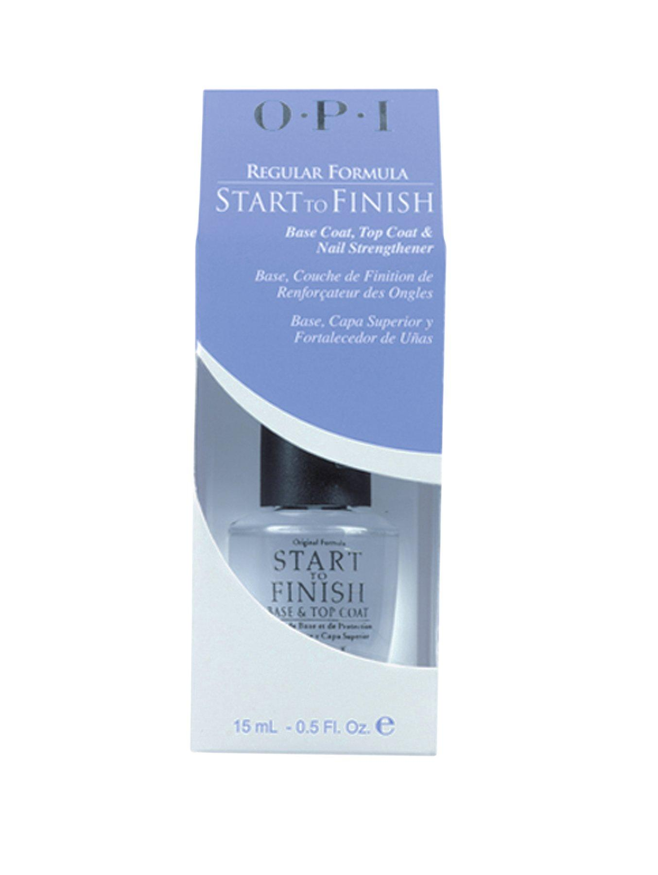 OPI Nail Polish - Start To Finish 15ml