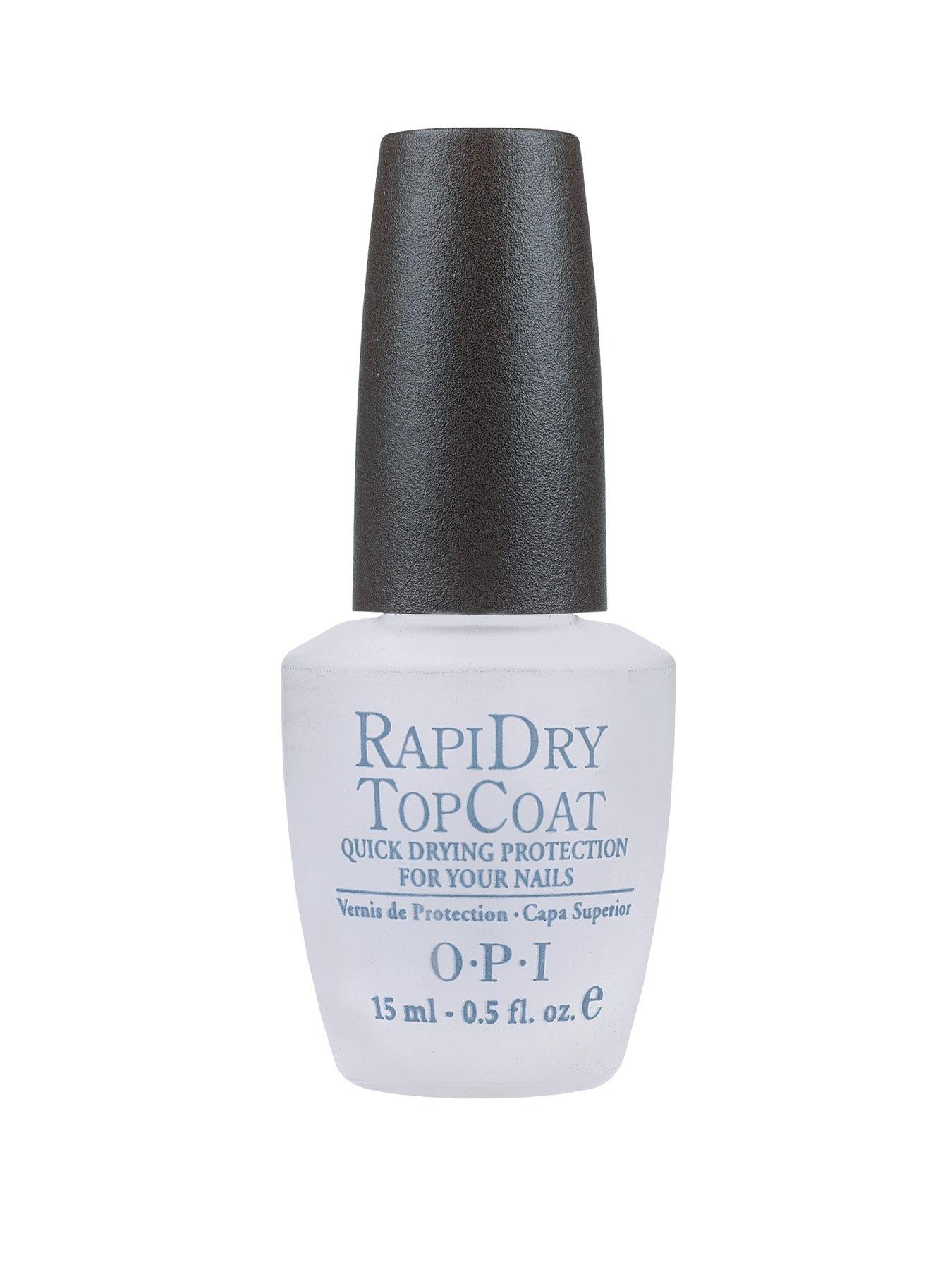 OPI Nail Polish - RapiDry Top Coat 15ml